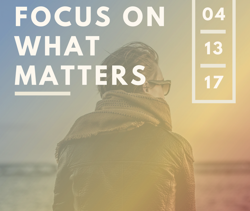 Ep 001 – How to Focus On Your Business Core and Why It Matters
