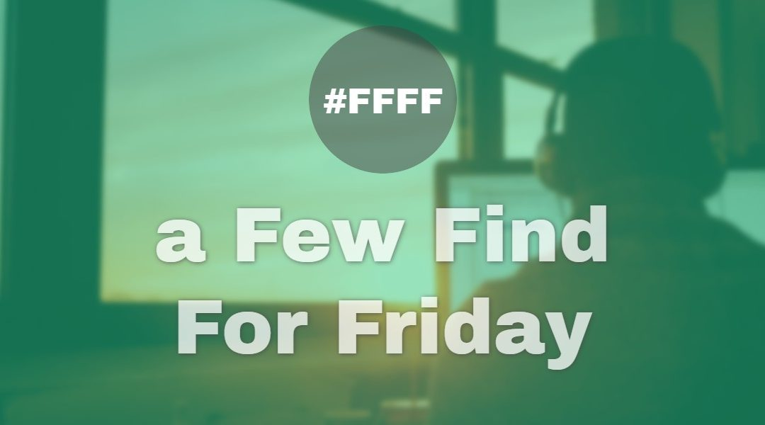 A few Finds for Friday! eCar, Amazon buys Whole Foods, more
